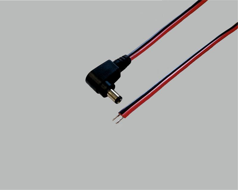 DC-Hohlstecker gerade//abgewinkelt Netzteil-Stecker 2,1//5,5 2,5//5,5 3,0//6,3mm...