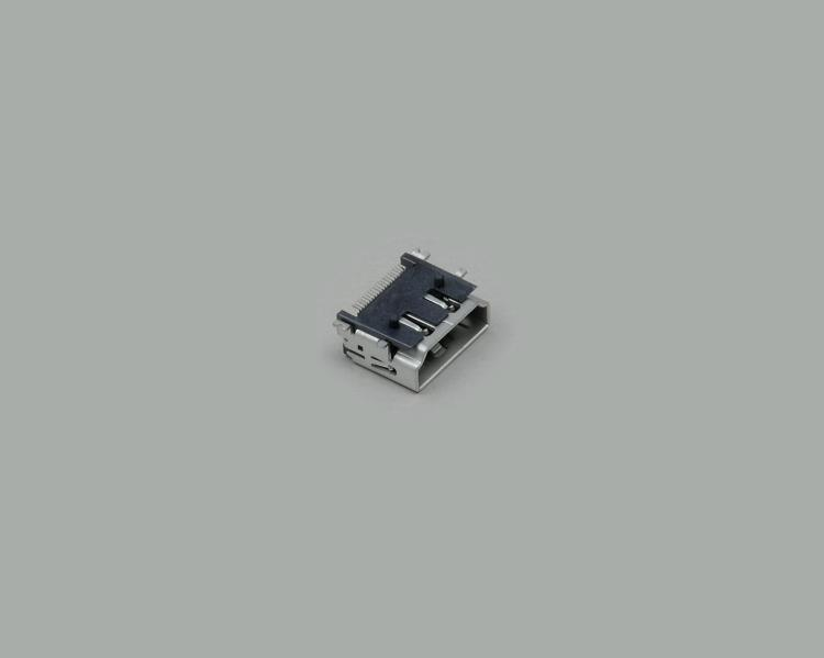 build-in HDMI socket 1.2A, SMD type