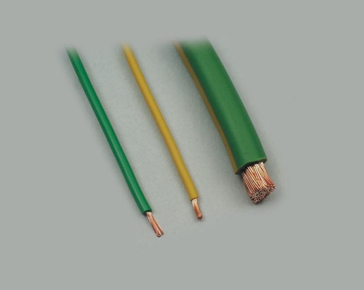 BKL Electronic Kreimendahl | H07 V-K Starkstromlitze 1 x 4,00mm² ...